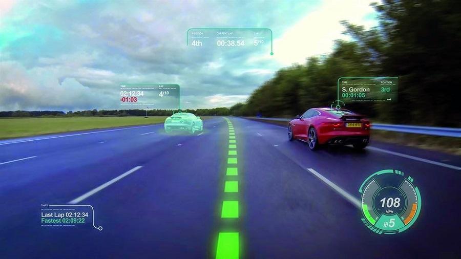 Пользовательские интерфейсы в автомобиле