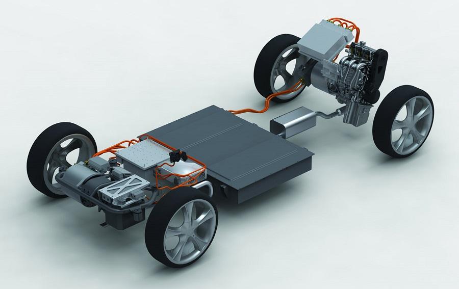 гибридные приводы автомобилей