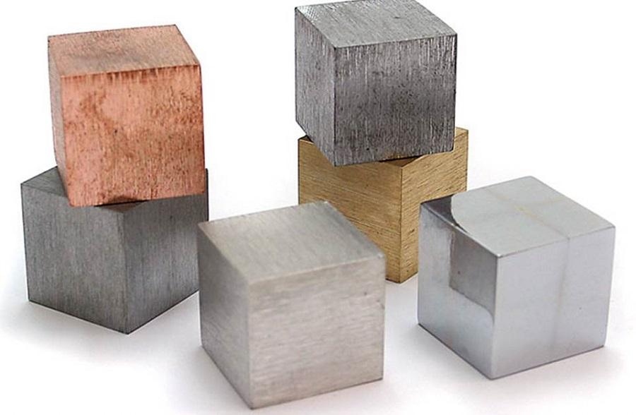 Группы материалов