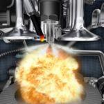 Образование смесив дизельных двигателях