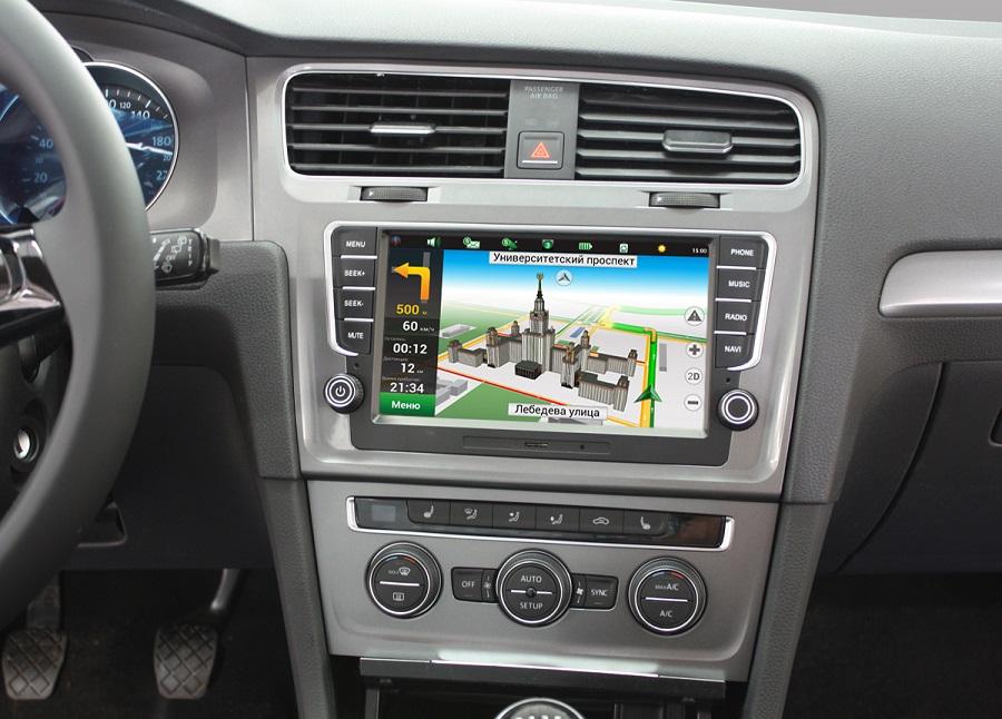Прием радио и телесигнала в автомобиле