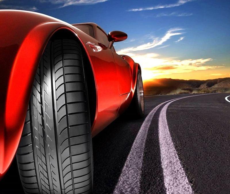 Сцепление шины с дорогой