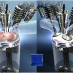 Цикл подачи заряда смеси в цилиндр
