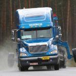 Система динамической стабилизации для грузовых автомобилей
