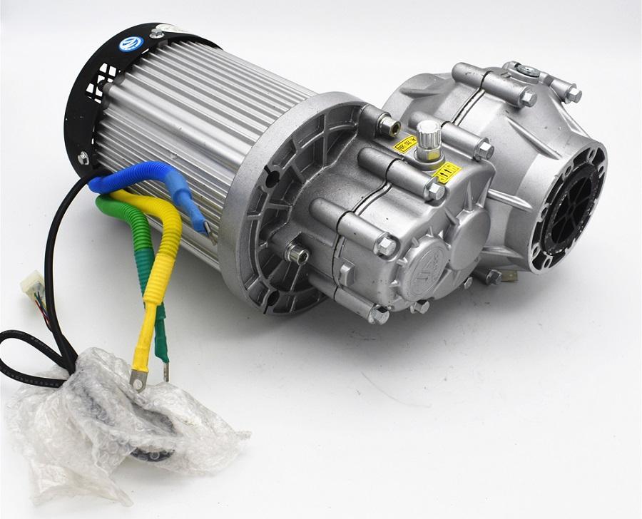 Электрические двигатели в автомобиле