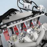 Подача топлива в бензиновый двигатель