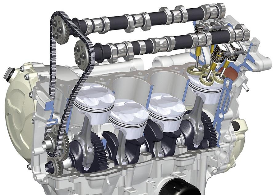 Двигатель с возвратно-поступательным движением поршней