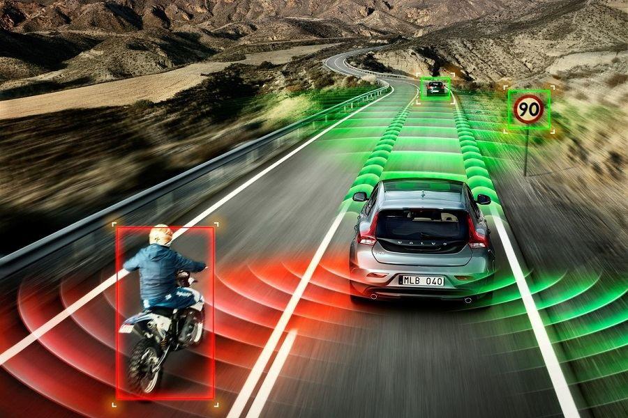 Системы повышения безопасности автомобиля на основе видео