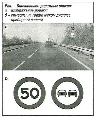 Опознание дорожных знаков