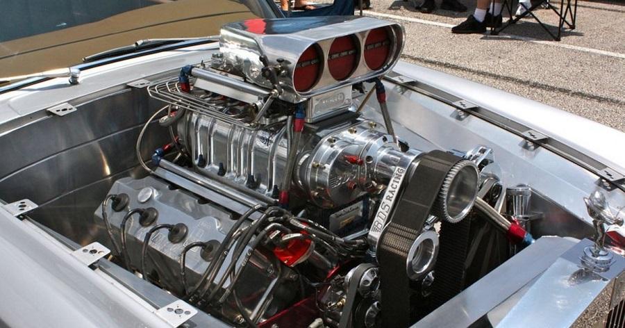 Нагнетатели для двигателей внутреннего сгорания