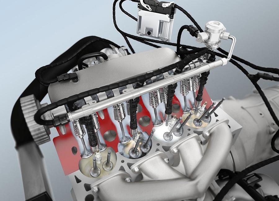 Системы впрыска топлива бензиновых двигателей