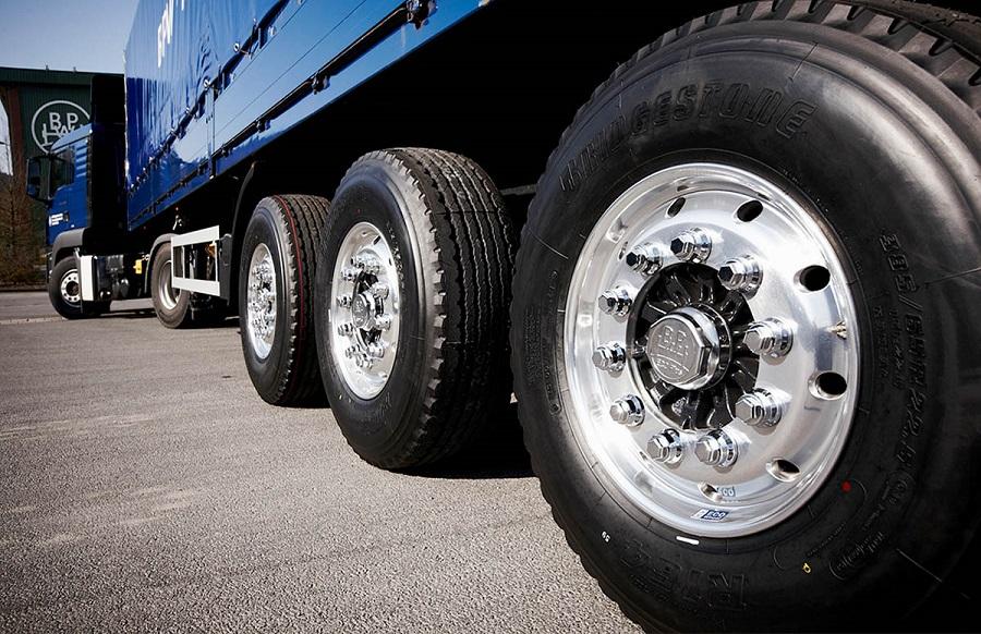 Колеса для грузовых автомобилей