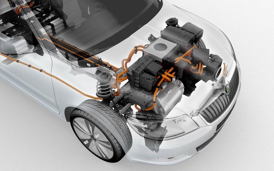 Асинхронный и синхронный электродвигатели в автомобиле