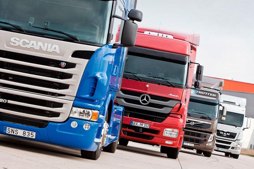 Стандарт ЕС по токсичности для грузовых автомобилей
