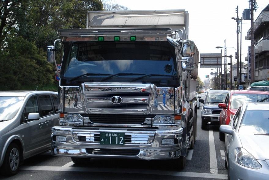 Стандарт Японии по токсичности для грузовых автомобилей