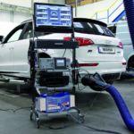 Аппаратура для измерения концентраций токсичных веществ в отработавших газах