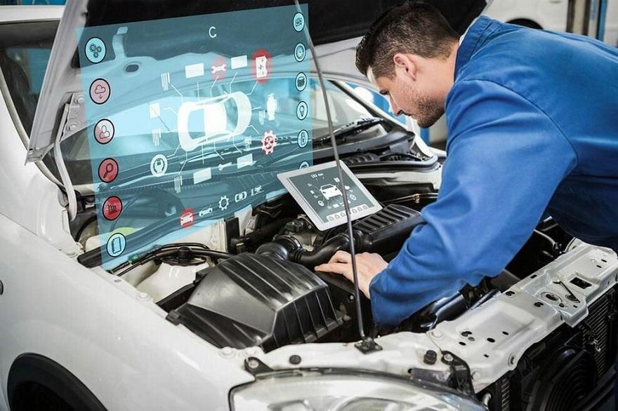 Диагностика автомобиля на станции технического обслуживания