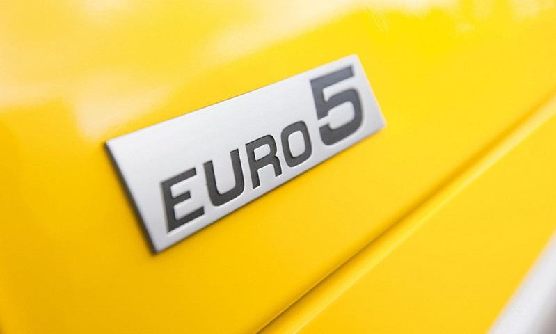 Стандарт EC для легковых автомобилей