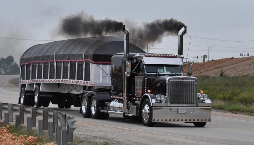Стандарт США по токсичности для грузовых автомобилей