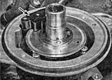 Оптический датчик угла поворота коленчатого вала