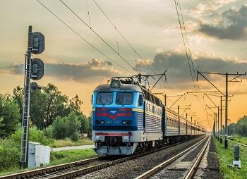 Грузопассажирский поезд