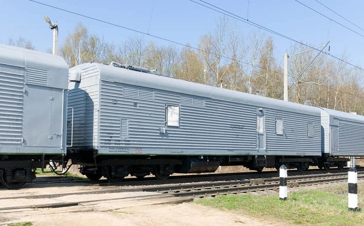 Рефрижераторный поезд