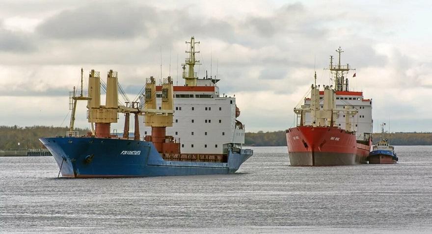 Морские и речные суда