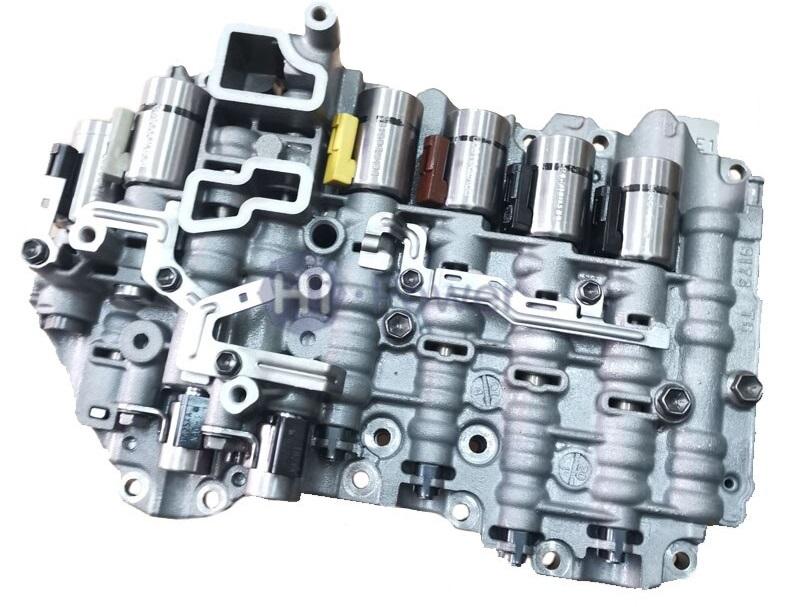 Гидравлический блок автоматической коробки передач