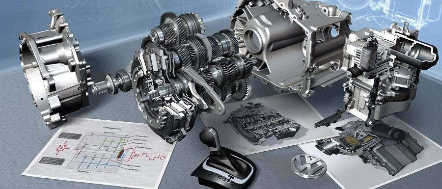 Автоматизированные механические коробки передач для легковых автомобилей