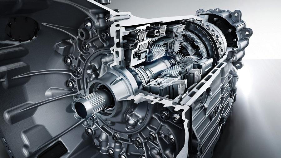 Автоматизированные механические коробки передач для грузовых автомобилей