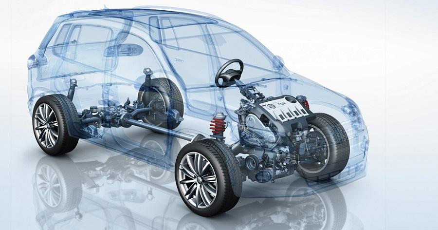 Полный привод на легковых автомобилях